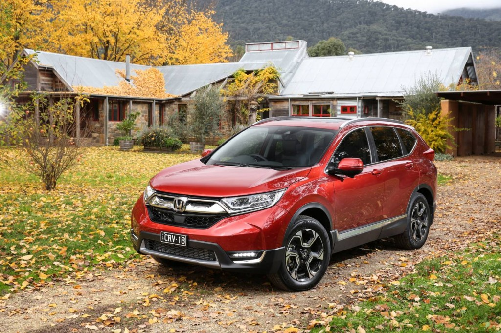 2018 honda cr v pricing and specifications announced on. Black Bedroom Furniture Sets. Home Design Ideas