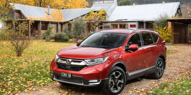 2018 Honda CR-V pricing announced for Australia