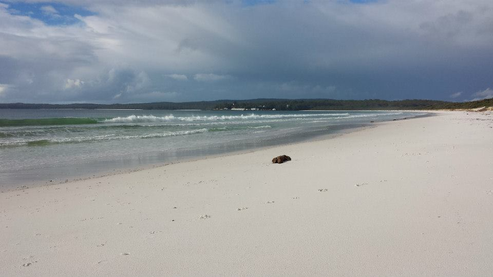 Hyams Beach, Jervis Bay, NSW