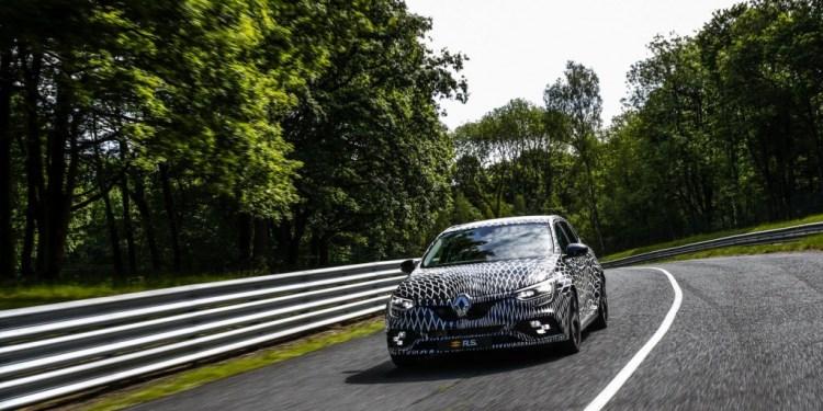 2018 Megane Renault Sport