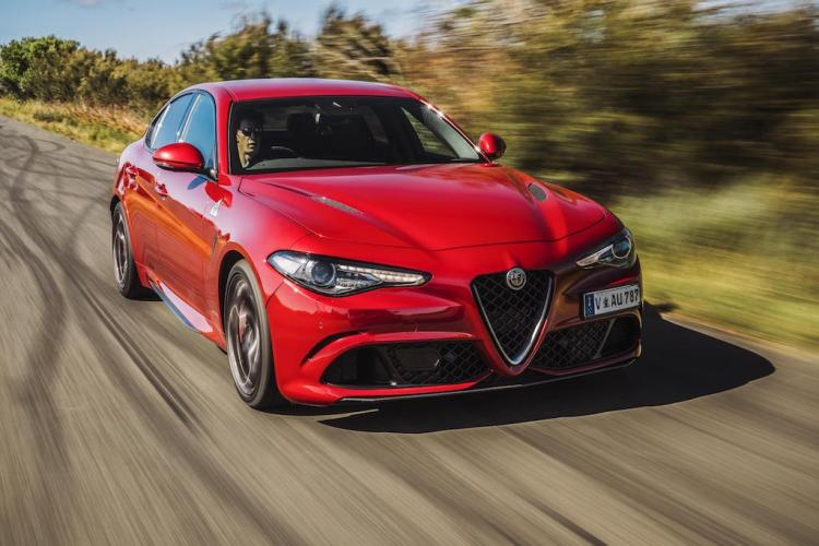 2018 Alfa Romeo Giulia QV Review by Practical Motoring