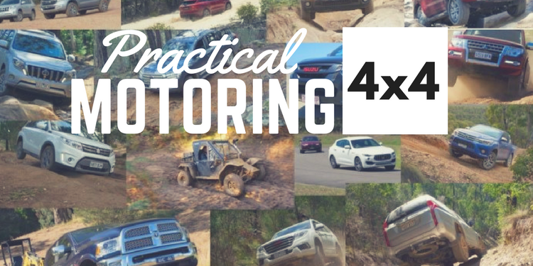 Practical Motoring 4x4 launches
