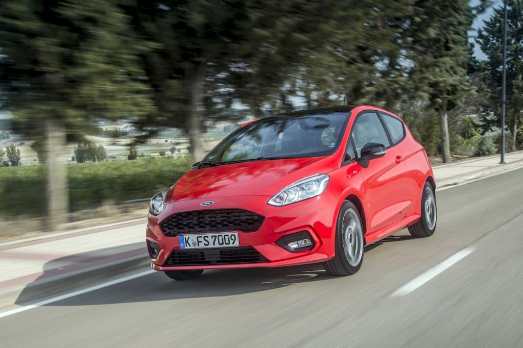 Ford Fiesta Roof Rack >> 2018 Ford Fiesta ST-Line Review | Practical Motoring