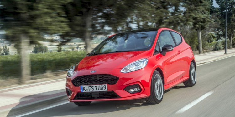 2018 Ford Fiesta ST-Line Review