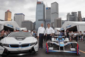 BMW to enter Formula E in 2018/19