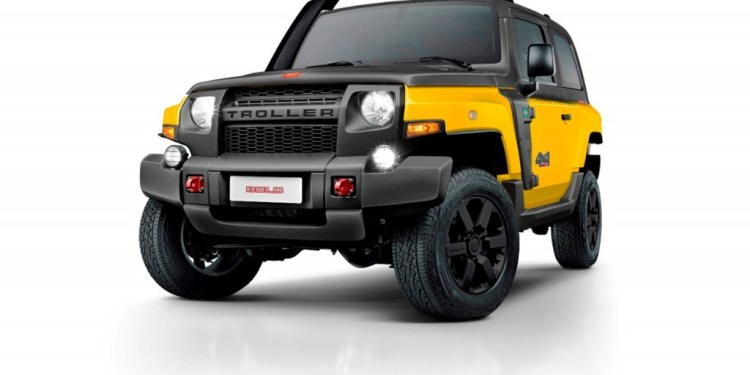 Next Ford Bronco to take inspiration from Troller