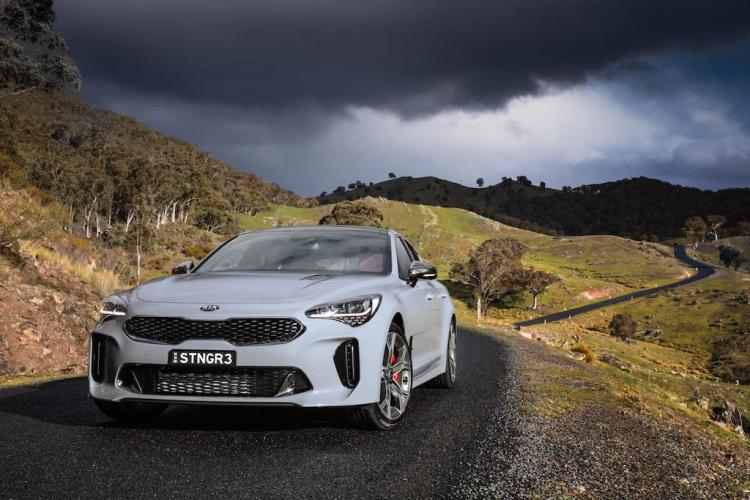2017 Kia Stinger Review