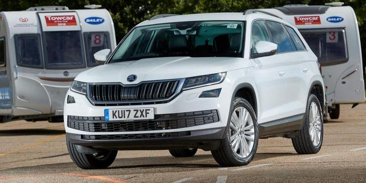 The Skoda Kodiaq 2.0 TDI, which will arrive in Oz later this year, has just been awarded a tow car of the year award in the UK.
