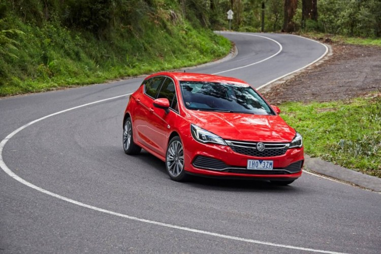 Australians still like a hatchback, so let's grab two of the names Aussies hold most dearly in their hearts: the Toyota Corolla and the Holden Astra.