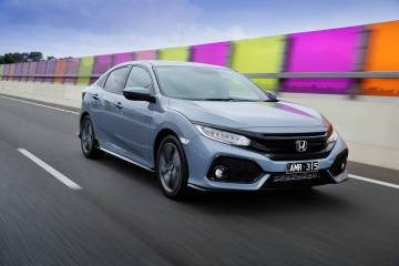 2017 Honda Civic Hatch RS Review