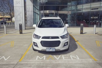 """Holden has launched its new car-sharing platform, Maven, which the brand claims is a """"game-changing enabler for the sharing economy""""."""