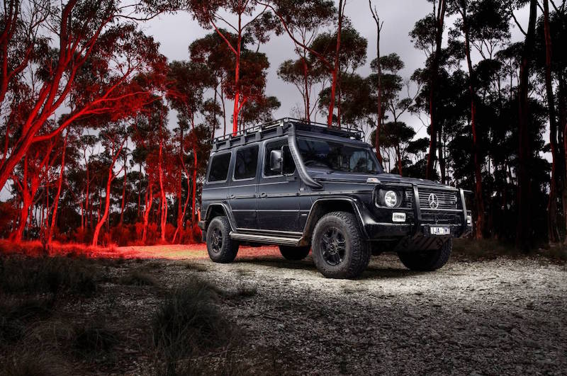 2017 Mercedes-Benz G 300 CDI Professional on-sale now