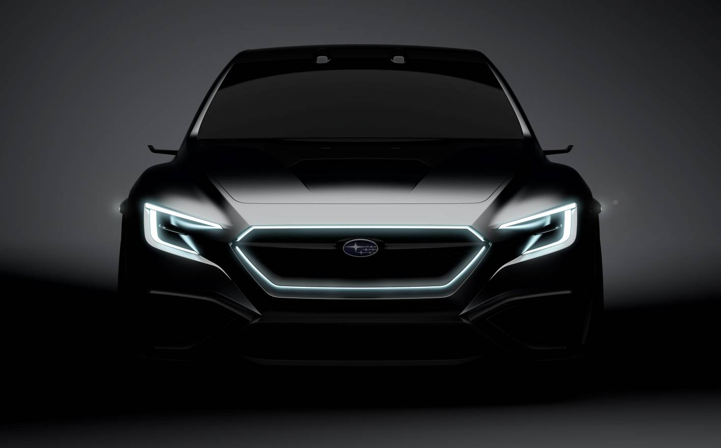 Subaru Viziv Performance concept previews sharp new sedan