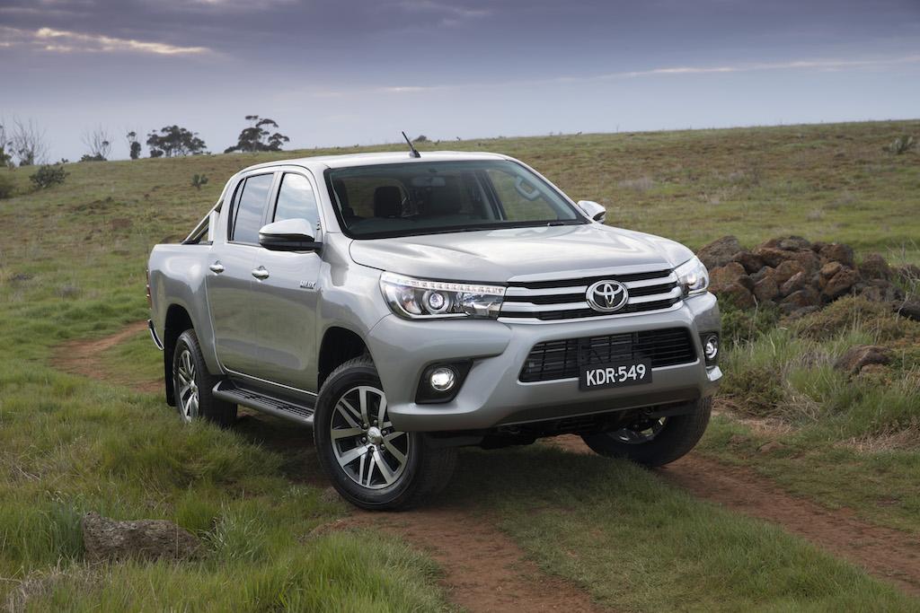 Australian Car Sales Figures July