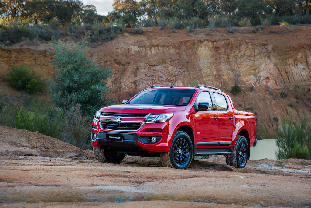 Ford Ranger is Australia's best-selling ute