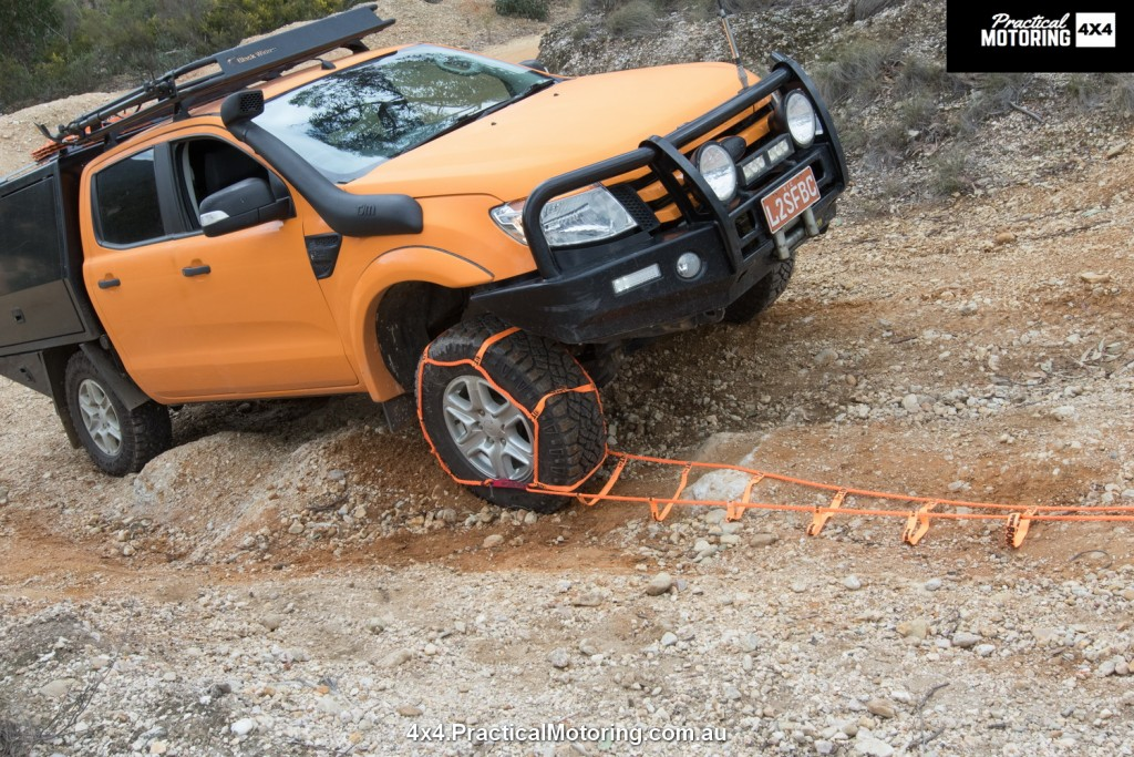 Product Test: Bog Out Vehicle Recovery Kit