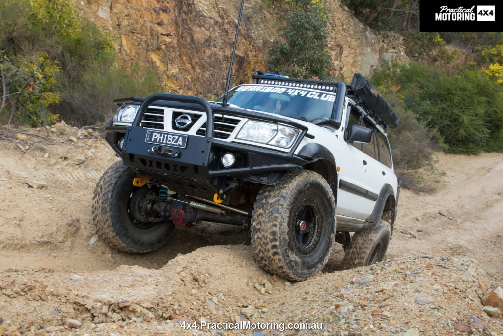 Custom car: LS3 powered V8 Patrol | Practical Motoring