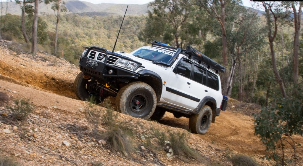 Custom car: LS3 powered V8 Patrol | Practical Motoring