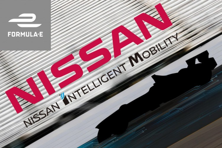 Nissan will become the first Japanese car maker to sign on to the Formula E racing championship in 2018.