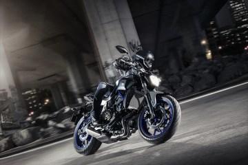 2017 Yamaha MT-07HO Review