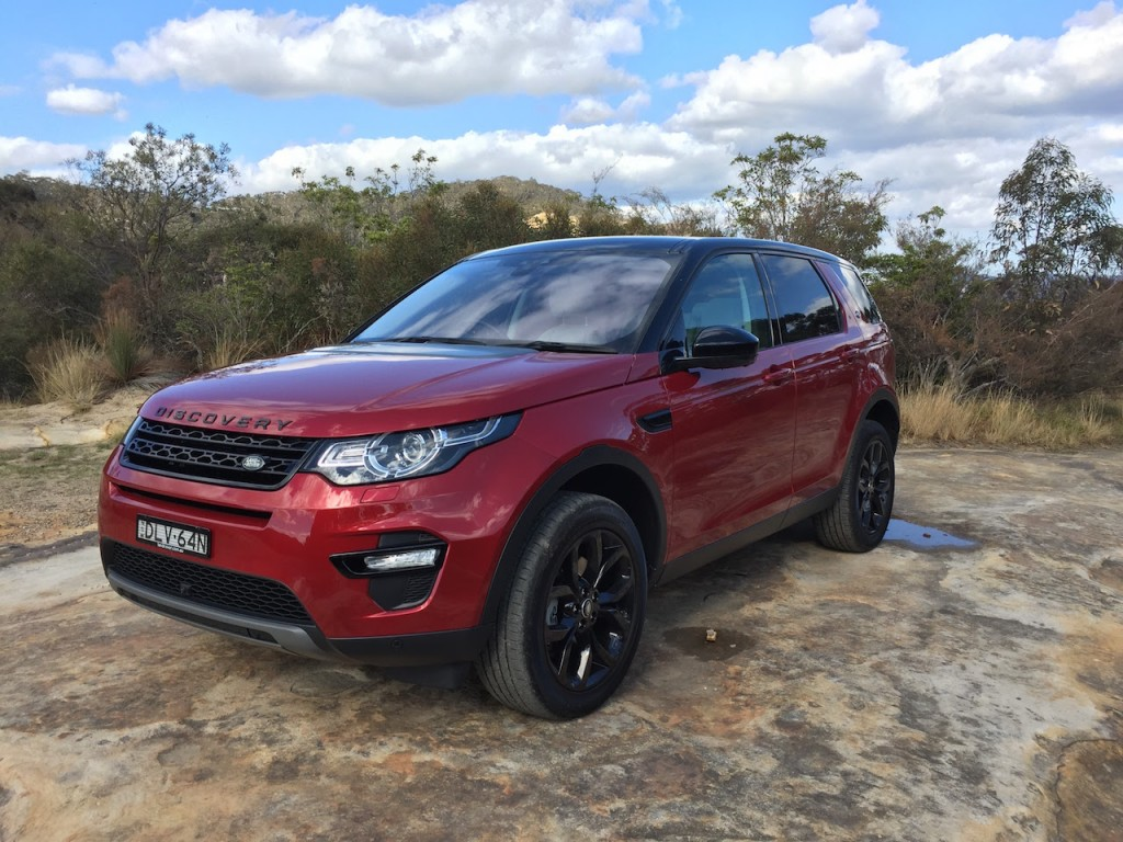 2017 Land Rover Discovery Sport TD4 150 SE Review by Practical Motoring