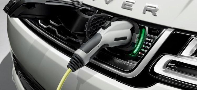 MY18 Range Rover Sport Plug-in Hybrid Electric Vehicle (PHEV)