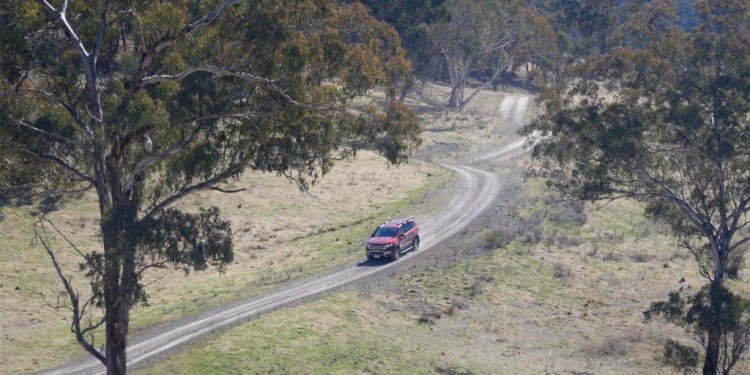 Ford Everest Country Drive
