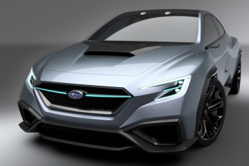 Subaru today unveiled its VIZIV Performance Concept at the 45th Tokyo Motor Show.