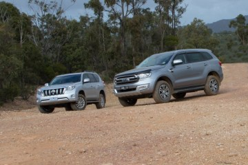 Toyota Prado - how the offroad systems work | Practical Motoring