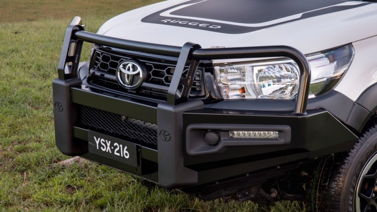 Why you should buy a bullbar