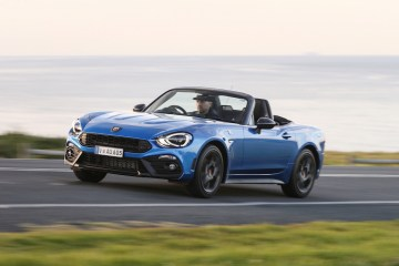 2018 Abarth 124 Spider Review by Practical Motoring
