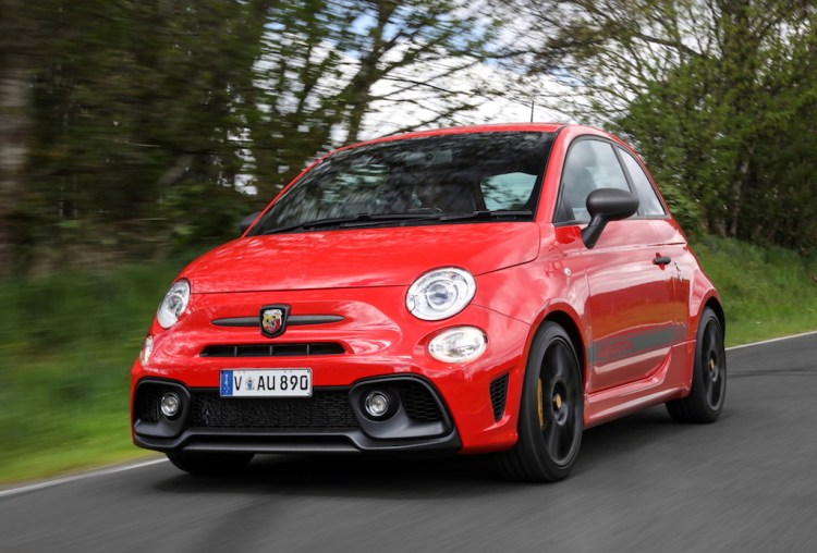 2018 Abarth 595 Competizione Review by Practical Motoring
