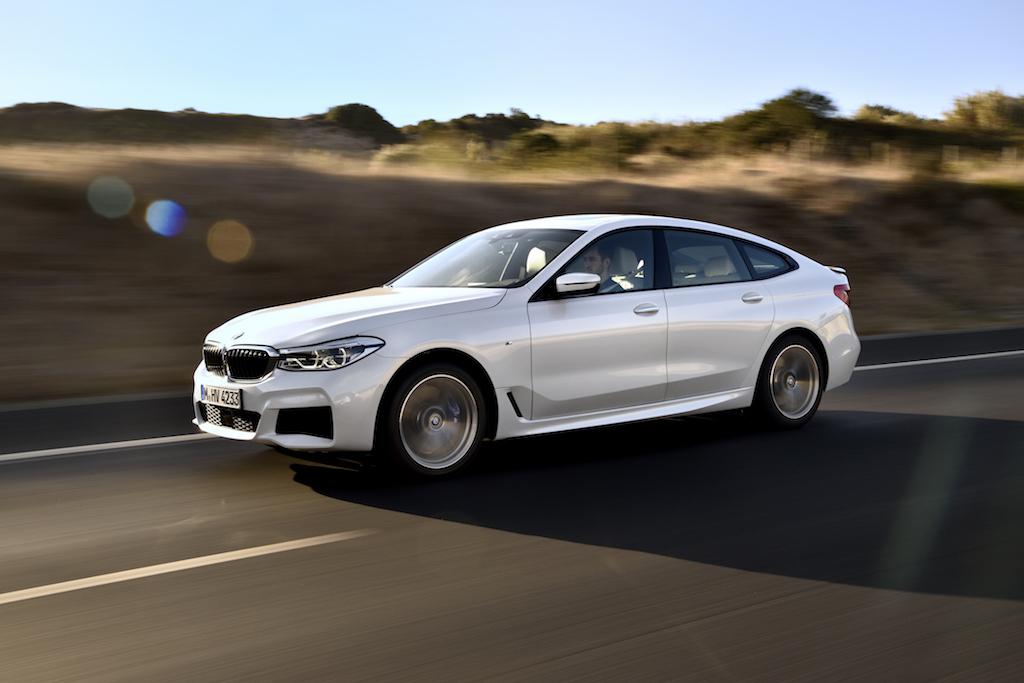 2018 BMW640i xDrive Gran Turismo Review