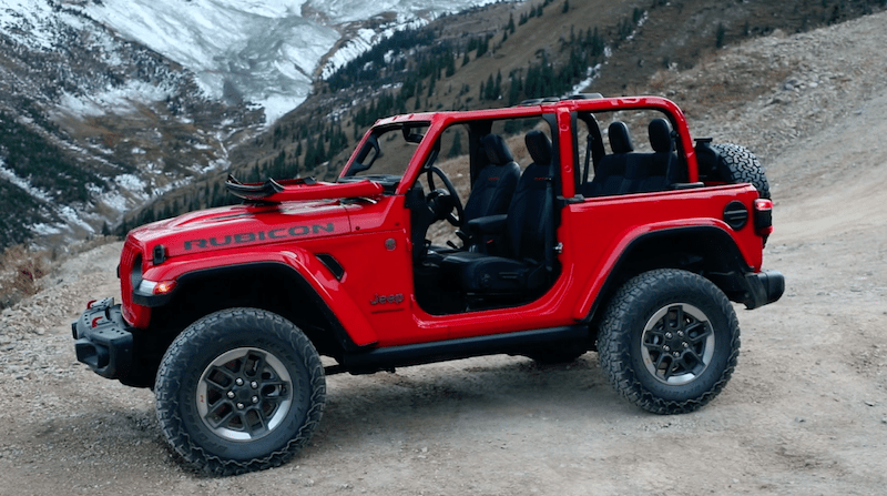 All New 2019 Jeep Wrangler Revealed Specs And Details