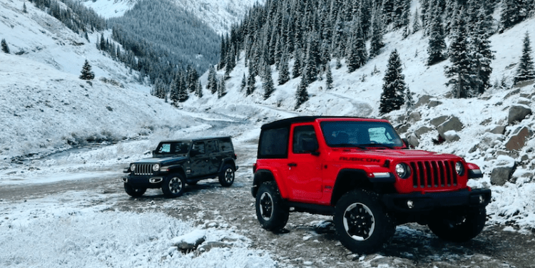 2019 Jeep Wrangler Revealed