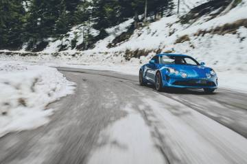 Alpine A110 coming to Australia