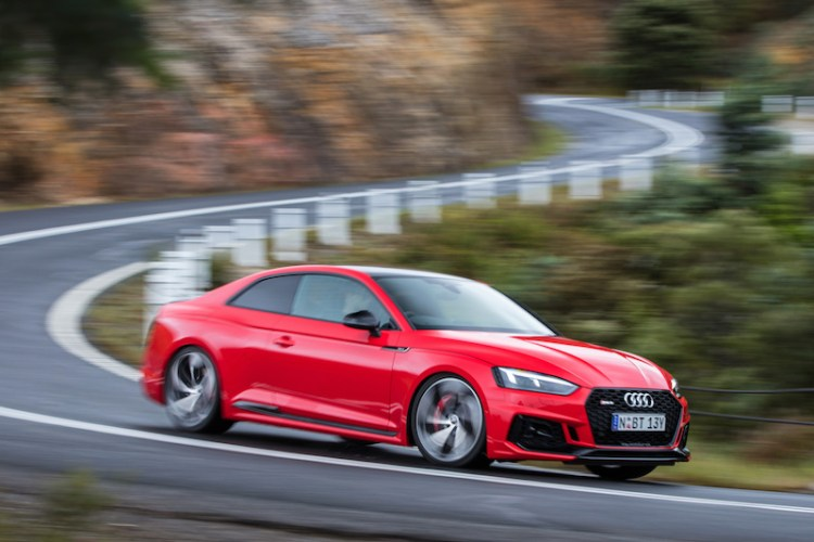The scintillating all-new Audi RS 5 Coupe has landed in Australia. With an all-new chassis, V6 biturbo engine and a suite of advanced technology, the high-performance Gran Turismo muscle car will set pulses racing.