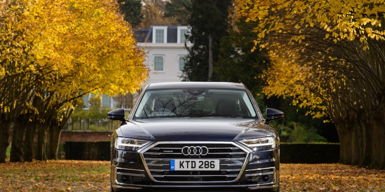 2018 Audi A8 50TDI Quattro Review