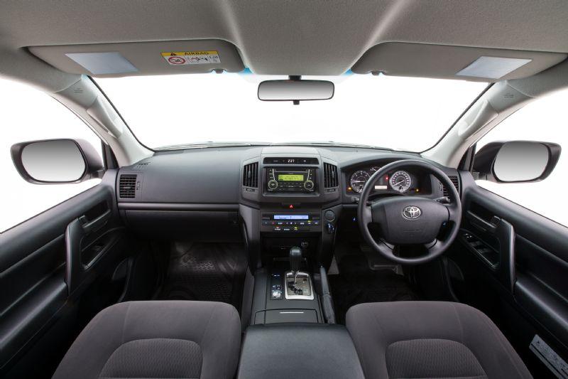 Toyota LC200 GXL
