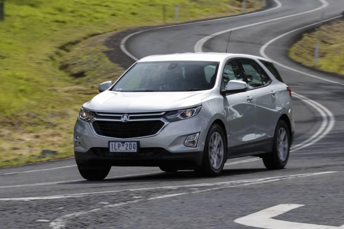2018 Holden Equinox Review