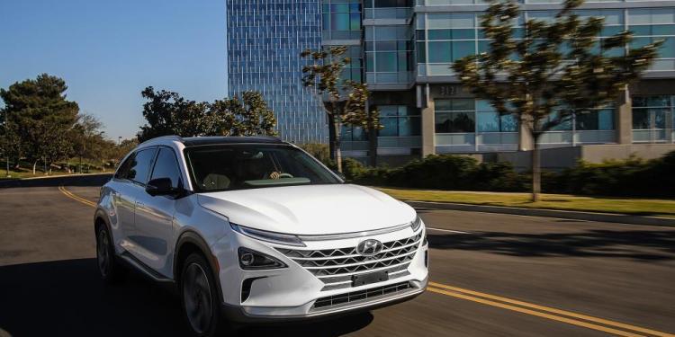 Hyundai NEXO revealed