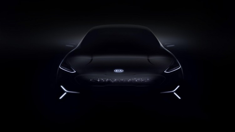 Kia teases all-electric concept ahead of 2018 CES