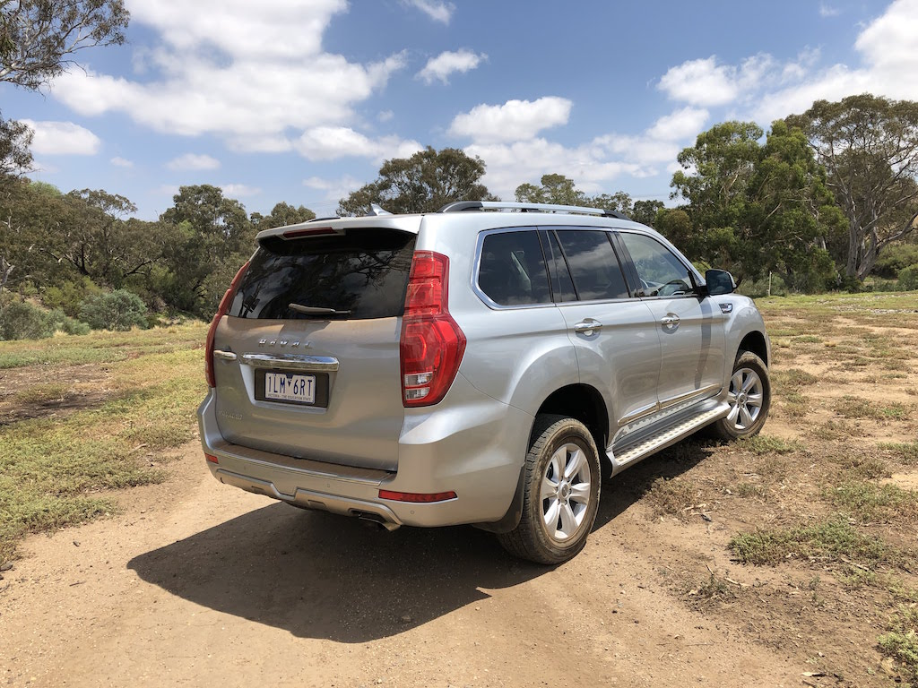 2018 Haval H9 Review by Practical Motoring