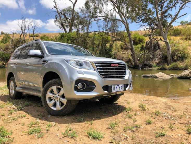 2018 Haval H9 Review