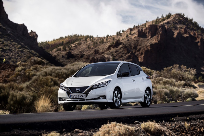 2018 Nissan Leaf Review by Practical Motoring