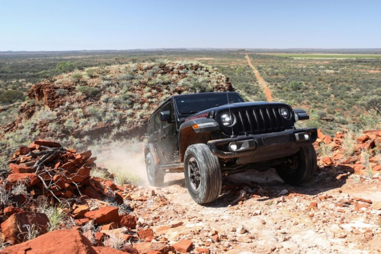 all-new Jeep Wrangler