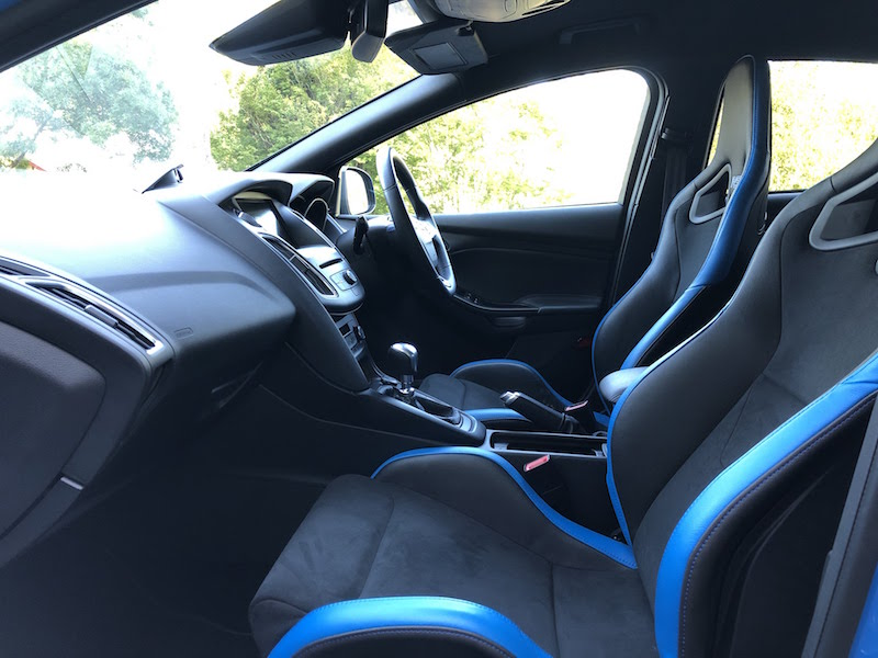 2018 Ford Focus RS Limited Edition Review2018 Ford Focus RS Limited Edition Review
