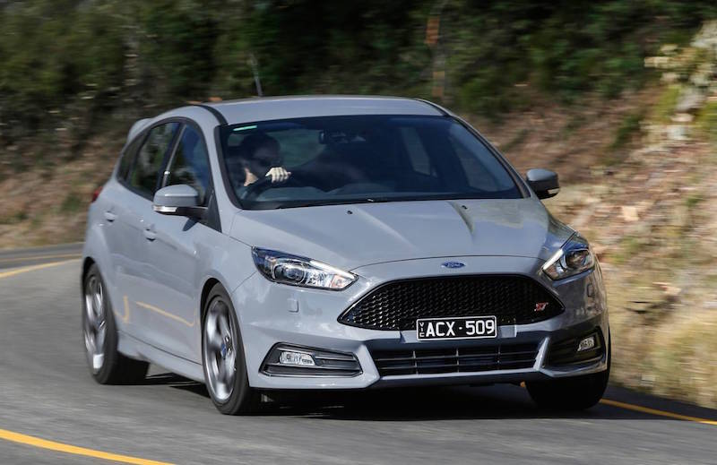 2018 Ford Focus ST Review | Practical Motoring