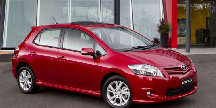 Toyota Corolla recalled because of incorrectly installed airbag inflator