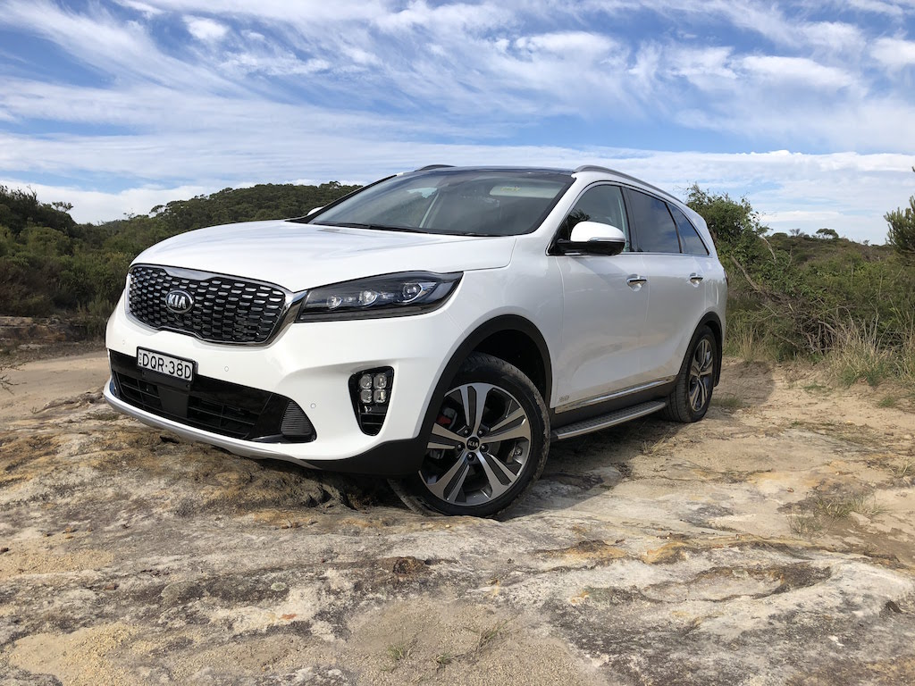 2018 kia sorento gt line review practical motoring. Black Bedroom Furniture Sets. Home Design Ideas